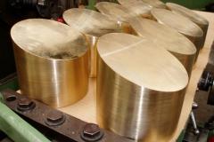Recargues especiales bronce al aluminio